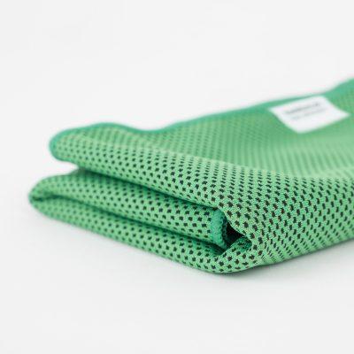 Kuehltuch grün
