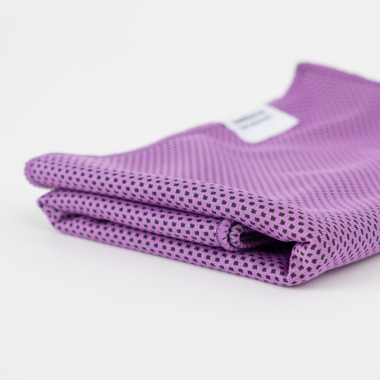 Kuehltuch flieder lila purple