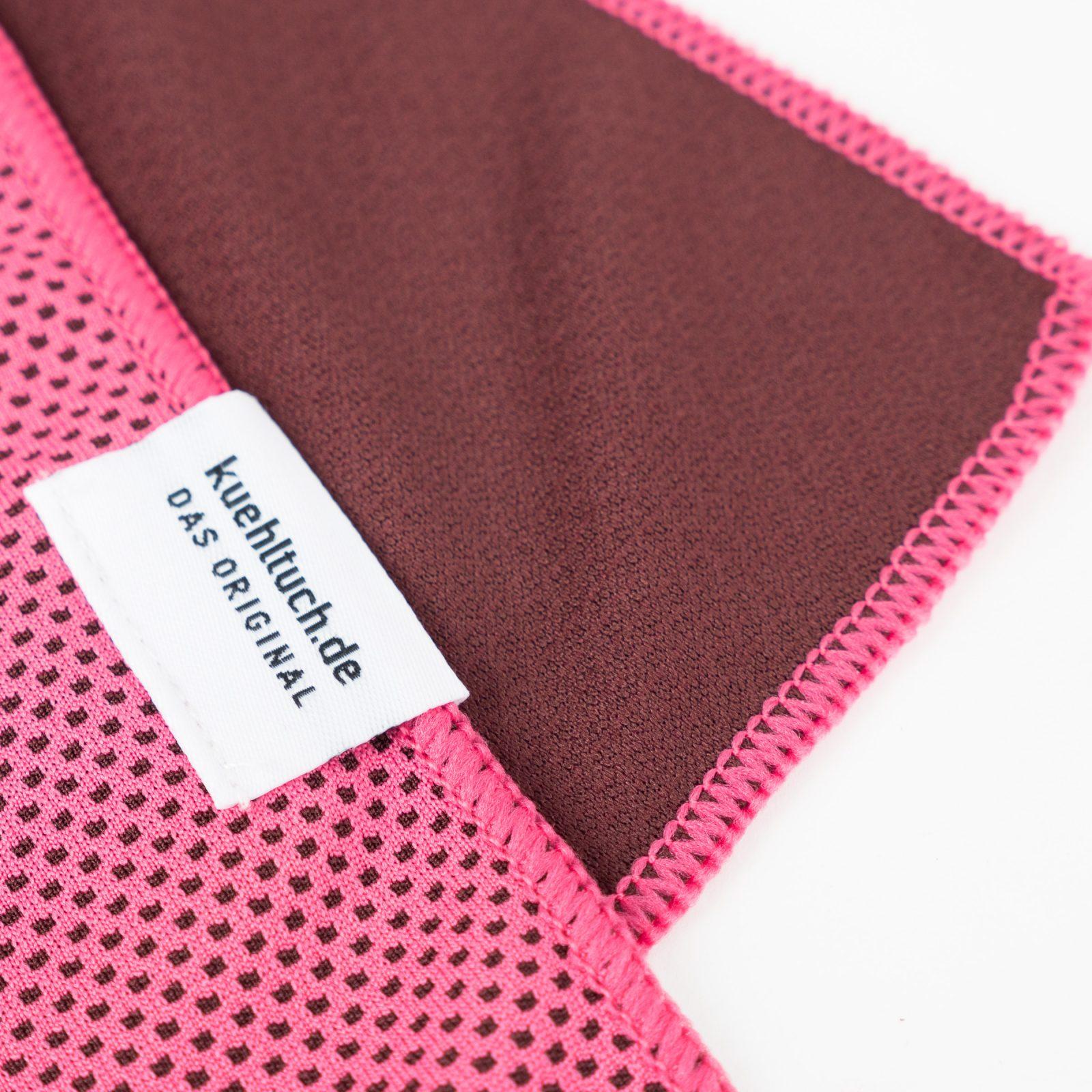 Kühltuch Pink Label